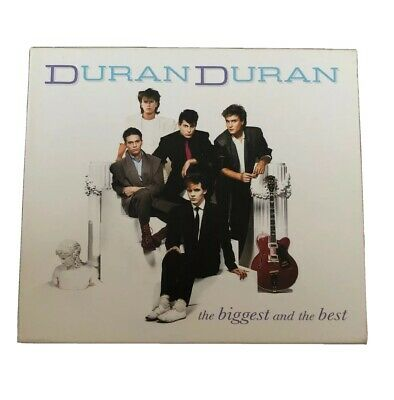 DURAN DURAN The Biggest And The Best (2CD Album) Greatest hits / Best of