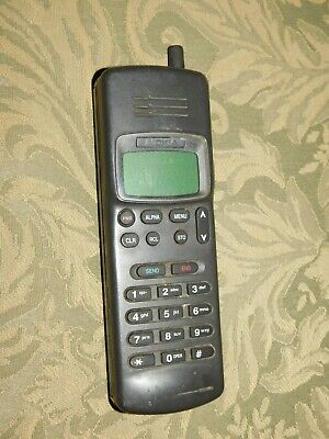 Vintage Original Issue Nokia 121 Mobile Cell Phone