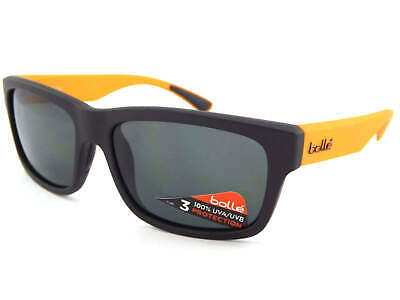EX DISPLAY Bolle Childrens 7-11 approx Daemon Sunglasses Matte Black 11981