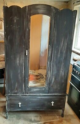 Vintage Wardrobe / Armoire oak? (Offers)