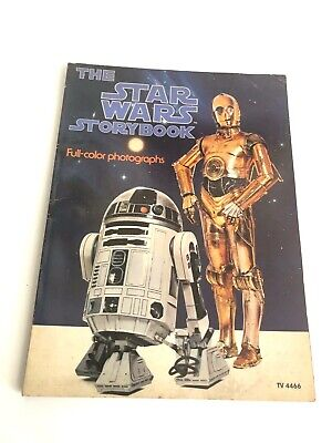 1978 THE Star Wars STORYBOOK, good condition,