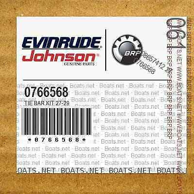 New !! Tie Bar Kit 27-29 Evinrude Outboard 0766568