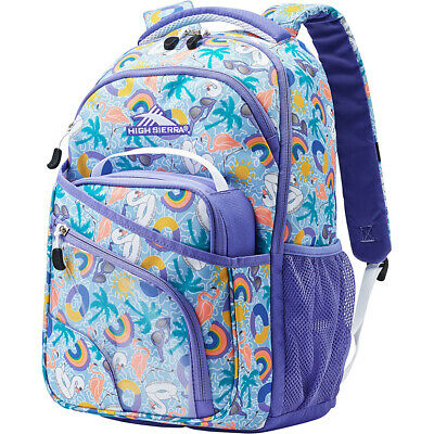 High Sierra Wiggie Lunch Kit Backpack Combo 3 Colors Everyday Backpack NEW
