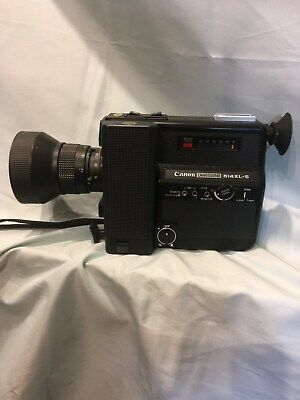 Canon  Canosound  Camera   514Xl-S  Deceased  Estate