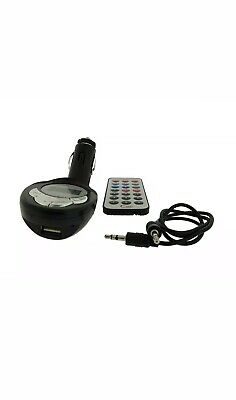Bytech FM Transmitter with Remote Control