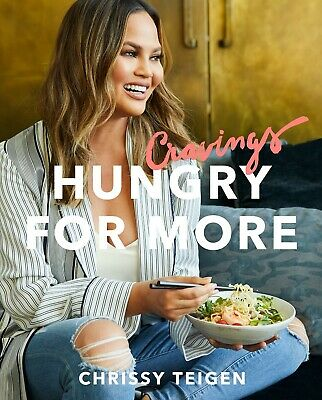 Cravings: Hungry for More: A Cookbook by Chrissy Teigen (2018, Digitaldown)