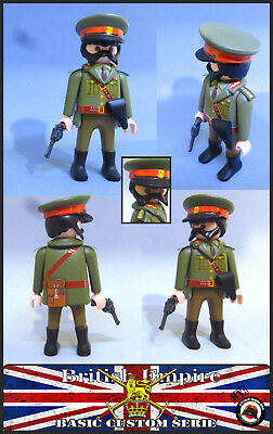2X THOMPSON GUN *90uns.* WW2 GUERRA MUNDIAL BRITISH USA WORLD WAR PLAYMOBIL