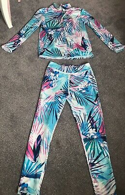 next girls tracksuit Age 9