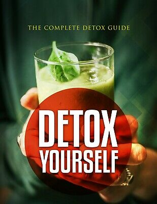 Detox Yourself PDF ebook Free shipping