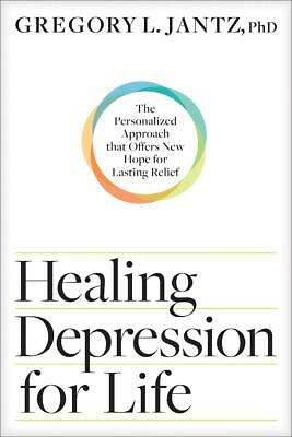 Healing Depression for Life (E-B00-K + Best Service + 2020)