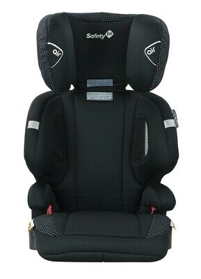 Safety 1st Apex Booster Seat (4-8yrs). Black. Free Returns