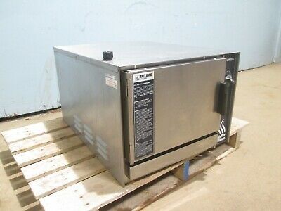 """""""Groen Hy-3E"""" Commercial (Nsf) 208V Dual Phase Electric Counter Top Steamer Oven"""