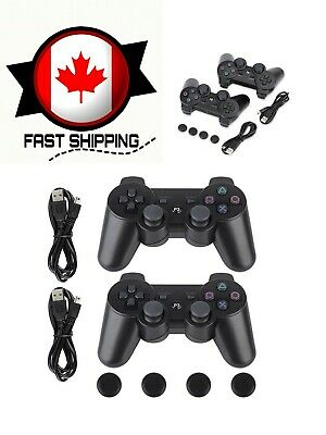 PS3 Controller-Six Axis Retropie Controller Support Wireless Bluetooth Dual Shoc