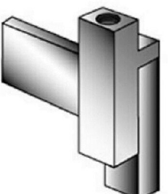 "Store Display Fixtures 3 NEW MAGNETIZED CLAMP FOR 3/8"" SWEDGE STEM FOR SIGN H"