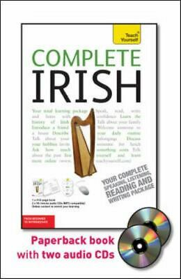 Complete Irish with Two Audio CDs: A Teach Yourself Guide (TY: Language Guides),