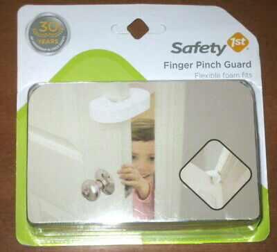 New Safety First 1St Finger Pinch Guard Baby Proof Child Safety