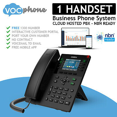 VOCPhone - NBN Ready Hosted PBX VOIP Business Phone System IP Phone