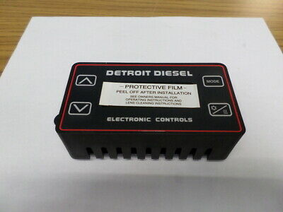 Detroit Diesel 23524329 Cab Control Module Thermostat New Old Stock Genuine