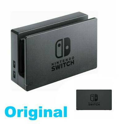 HOT Genuine Switch Dock Replacement For Nintendo Game Console BlacK