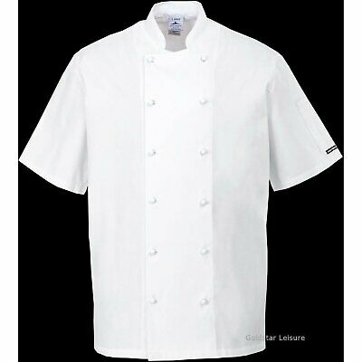 Portwest Newport Chefs Jacket C772