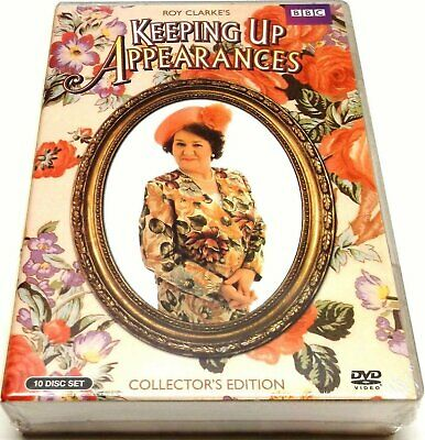 Keeping Up Appearances: Collectors Edition DVD. 2013. 10-Disc Set