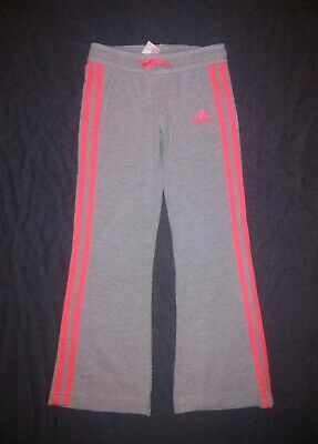 Adidas | Girls Tracksuit Bottoms | Kids Size UK 4-5 Years