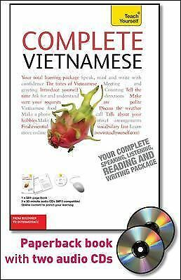 Complete Vietnamese with Two Audio CDs: A Teach Yourself Guide (TY: Language Gui