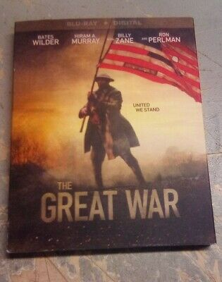 The Great War (Bluray + Digital) with Slipcover New
