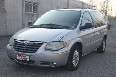 Chrysler voyager 2.8 crd cat lx cambio automatico