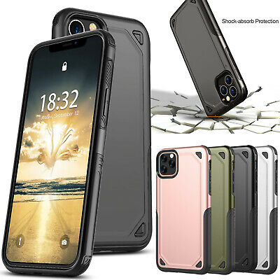 Heavy Duty Tough TANK Armour Hard Case Ultra Shockproof Cover For Apple iPhone