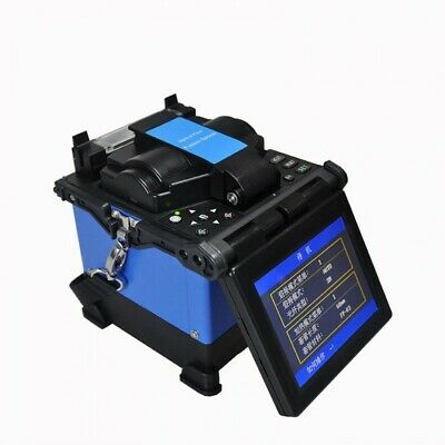 JW4109 3-In-1 Core Alignment Fusion Splicer Optical Fiber Fusion Splicer 5 Inch
