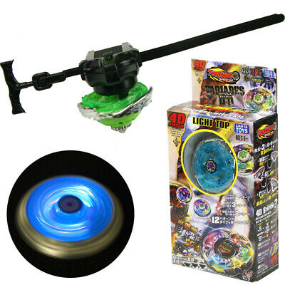 Battle Metal 4D Beyblade Flame Fight Fusion Masters Gyro Toys