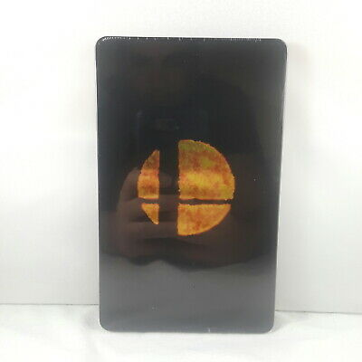 Super Smash Bros. Ultimate - Nintendo Switch Steel Book case ONLY