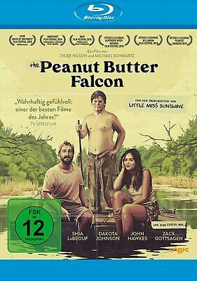 The Peanut Butter Falcon - (Dakota Johnson) # BLU-RAY-NEU