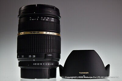 Near MINT TAMRON SP AF 28-75mm f/2.8 XR Di LD MACRO for Pentax