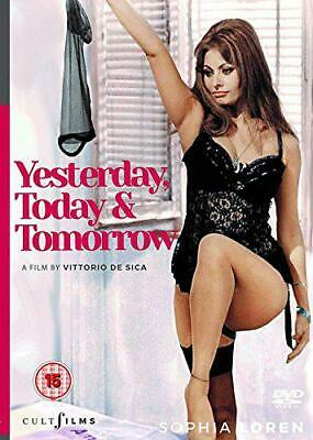 Yesterday, Today, and Tomorrow (DVD), New, DVD, FREE & FAST Delivery