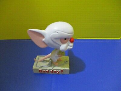 Pinky And The Brain 1997 Warner Bros Store Bobblehead
