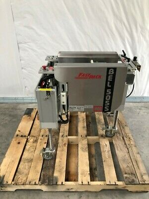 Belcor 505S Semi-Automatic Case Box Former / Erector