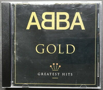 ABBA - Gold Greatest Hits CD - Free shipping