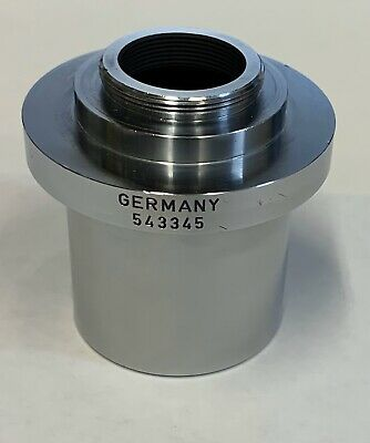 Leica Wild Leitz  C-Mount Photo Camera Adapter For MZ Series Ø38mm Microscope