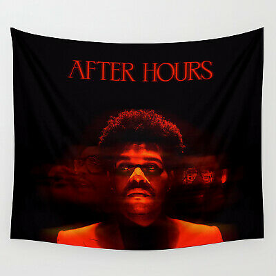 The Weekend After Hours Wall Tapestry, The Weekend Wall Tapestry