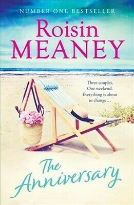Anniversary, Paperback by Meaney, Roisin, Brand New, Free P&P in the UK