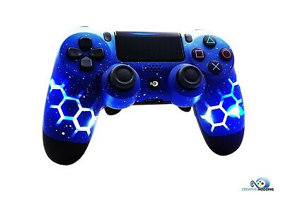 Playstation 4 / PS4 Controller | Paddles/ Scuf | Design | LED Hex