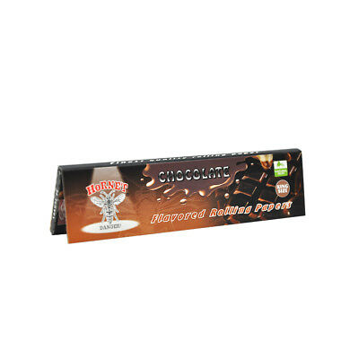 HORNET 15 Packs Chocolate Flavoured Rolling Papers Classic King Size