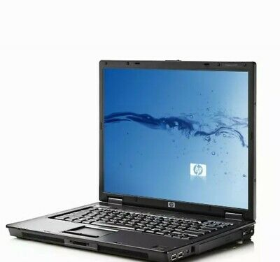"CHEAP FAST HP Compaq nc6320 15"" Intel Dual Core 4GB RAM 160GB HDD WIN 7 WIFI DVD"
