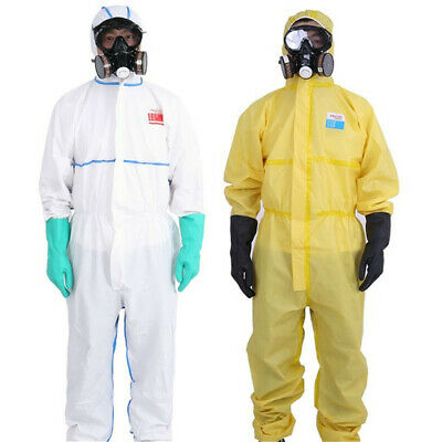 Hazmat Suit Protection Protective Clothing For Factory Hospital Safety Clothing