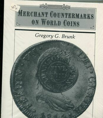 Merchant Counterstamp On World Coins Gregory Brunk