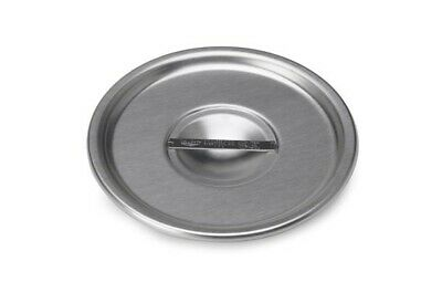 "Restaurant Equipment 3 NEW BAIN MARIE LIDS FOR 2 QUART POTS 5.5"" diameter"