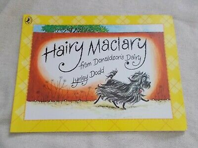 Childs Book - Lynley Dodd - Hairy Maclary from Donaldson's Diary - p/b