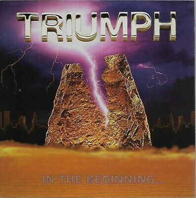 Triumph - In the Beginning